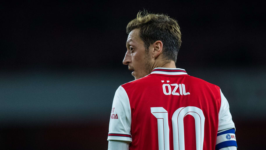 The 8 Best Moments of Mesut Ozil's Trophy-Laden Career