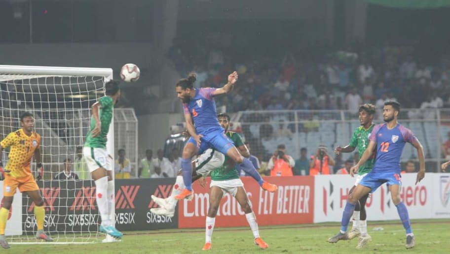 Adil Khan's Late Equaliser Saves India's Blushes in 1-1 Draw With Bangladesh - Report & Ratings