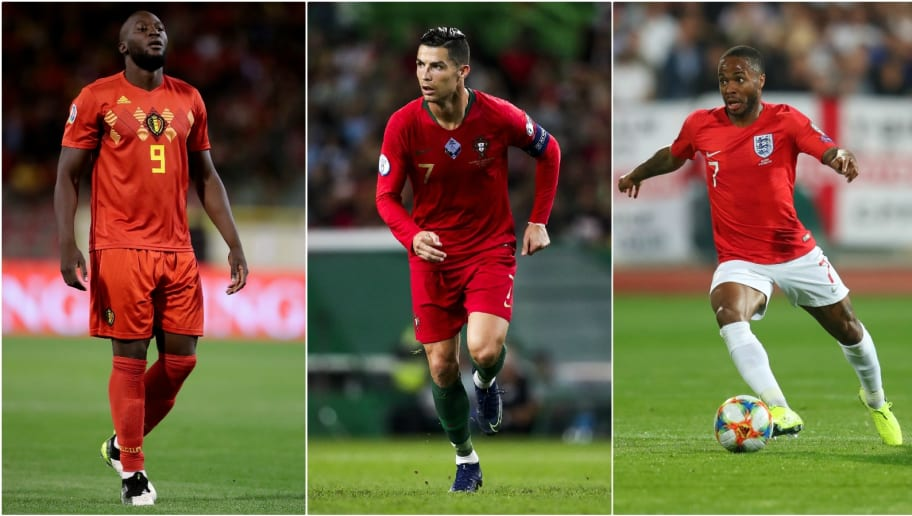The Top Scorers in Euro 2020 Qualifying After October Fixtures