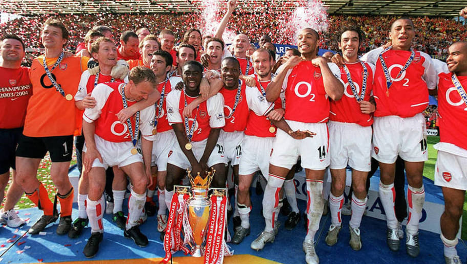 Wenger's 'Invincibles' And Four Other Teams Who Went Unbeaten an Entire Season