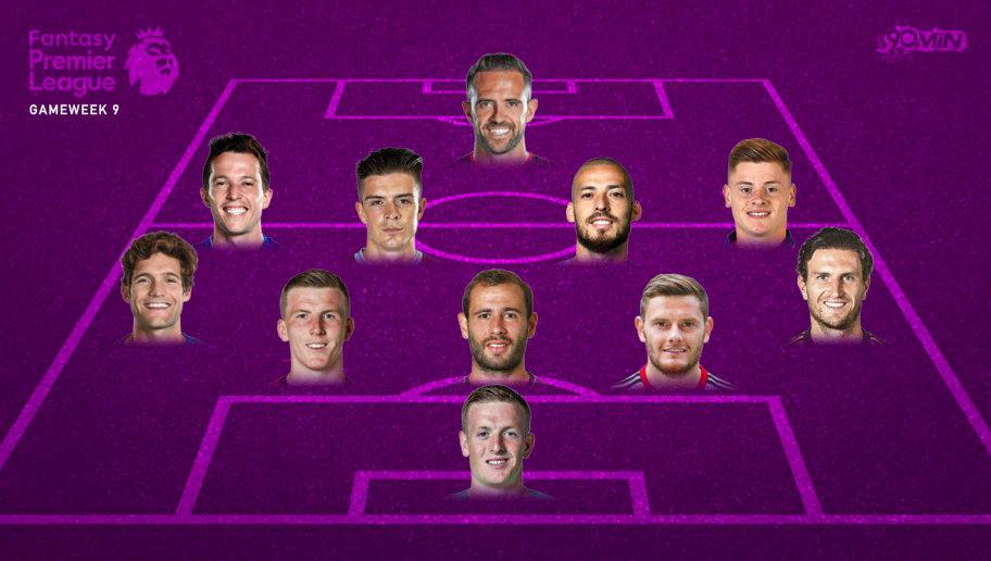 Fantasy Premier League: The Dream Team From Gameweek 9