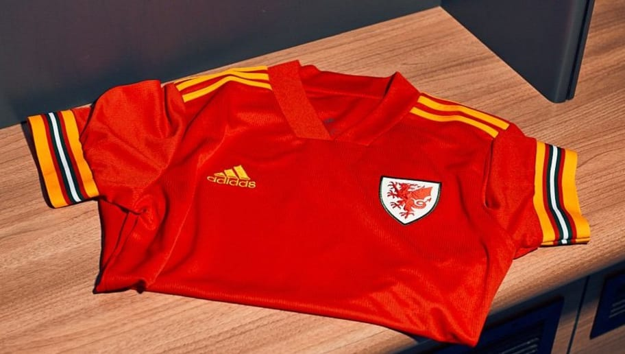 Wales Launch New adidas Home Kit Ahead of Azerbaijan & Hungary Fixtures
