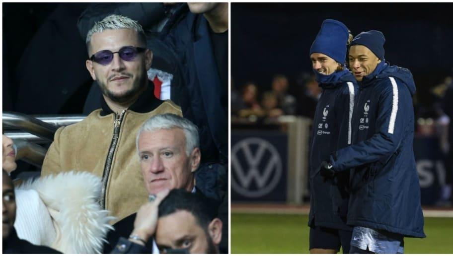 Instagram : DJ Snake se paye Messi et Suarez sur la dernière publication de Griezmann