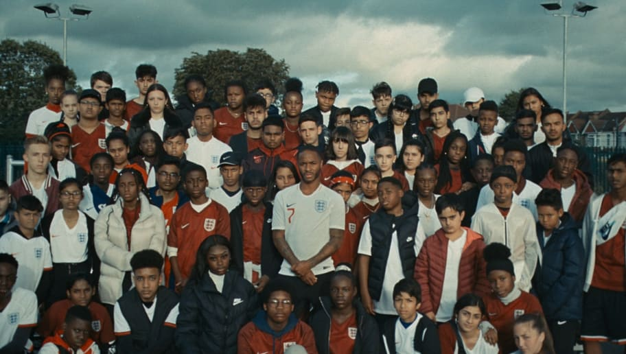 Raheem Sterling Stars in Brilliant New Nike Advert as Part of 'Just Do It' Campaign