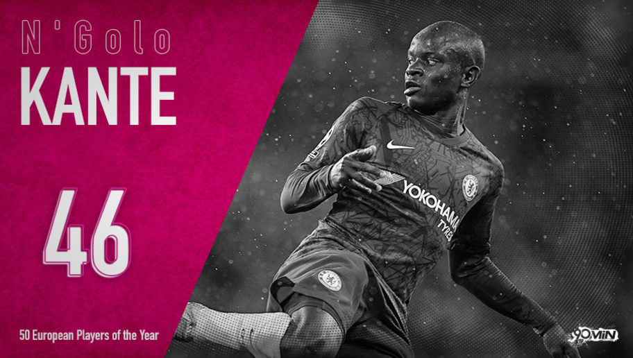 5 of N'Golo Kanté's Best Moments of 2019
