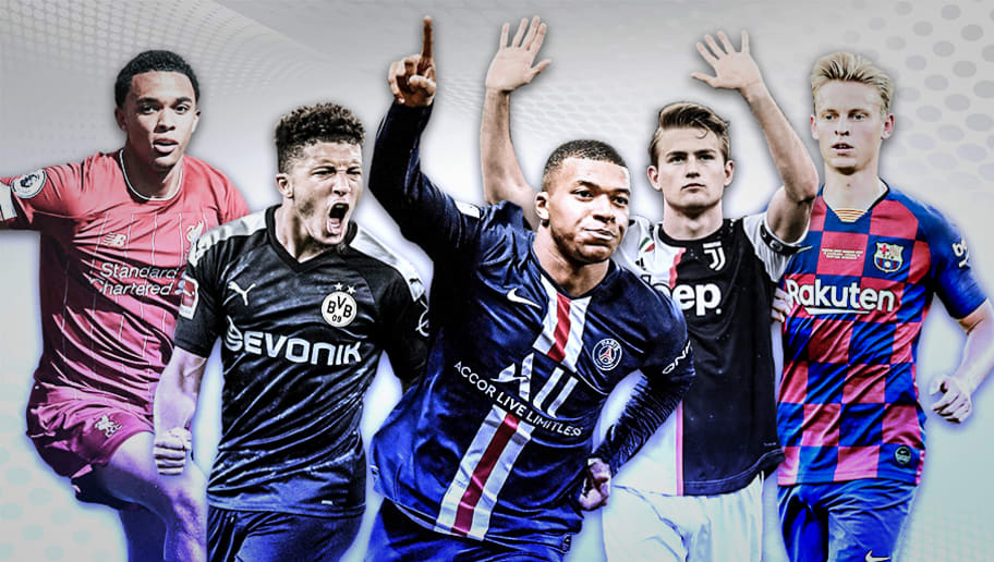 50 Of The Best Young Players In World Football 90min