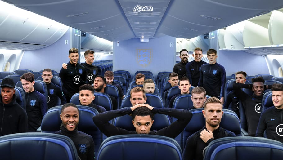 Who's on the Plane? England Euro 2020 Squad Power Rankings - January