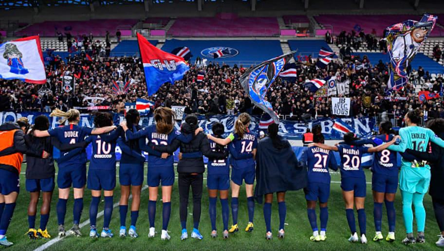 Le PSG Féminines écrase l'OM (11-0), le CM se régale sur Twitter