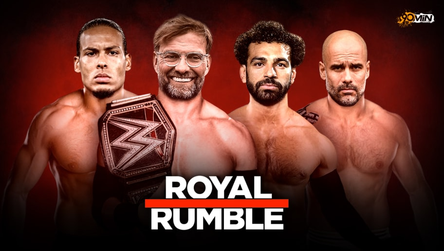 Royal Rumble: WWE's Showcase Event Played Out With Footballing Feuds