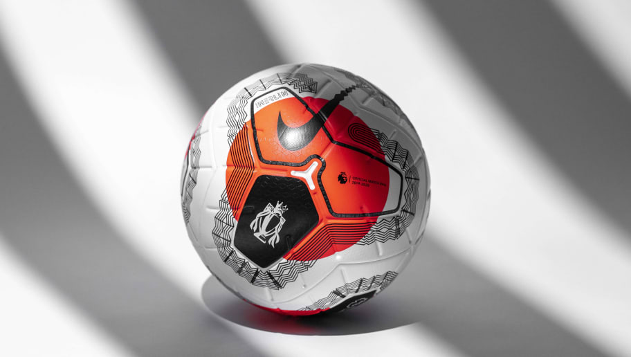 Nike Drop Brand New End of Season Premier League Ball