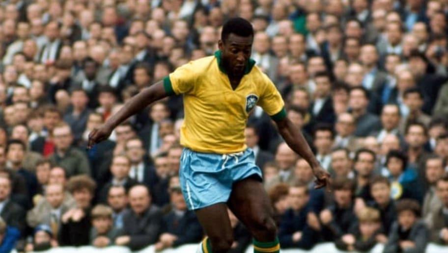 Cuatro records de Pelé que todavia no han sido superados 2