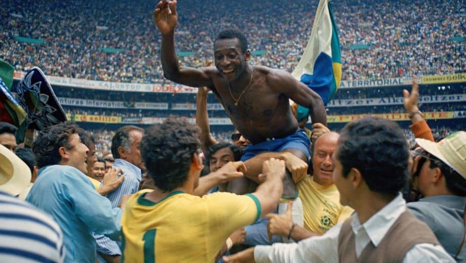 Cuatro records de Pelé que todavia no han sido superados 3