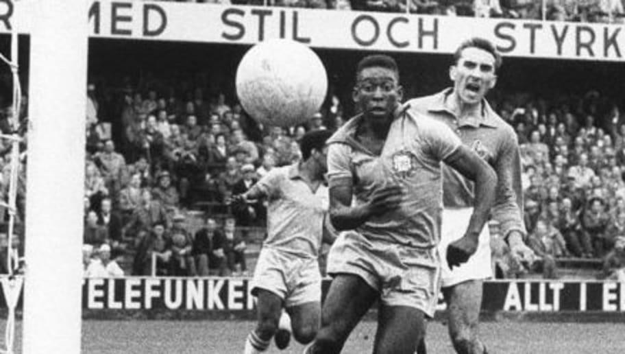 Cuatro records de Pelé que todavia no han sido superados 4