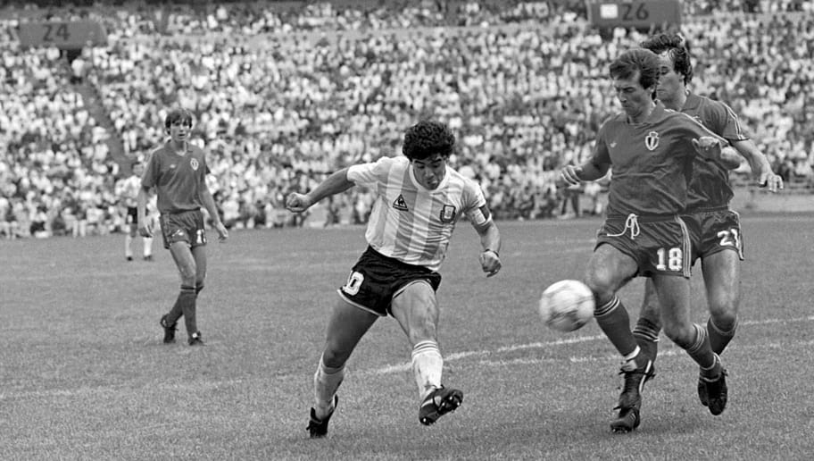 6 Of The Best Moments Of Diego Maradona S Career 90min