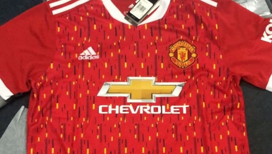Image Emerges Of New Manchester United Home Kit For 2020 21 Season Ht Media