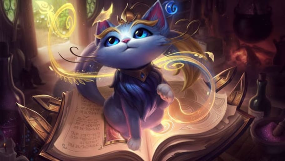 League of Legends Patch 9.10 introduced Yuumi to the roster