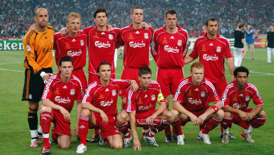 where are they now liverpool s 2007 champions league finalists ghana latest football news live scores results ghanasoccernet 2007 champions league finalists