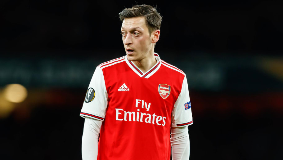 Arsenal ready to part ways with Özil