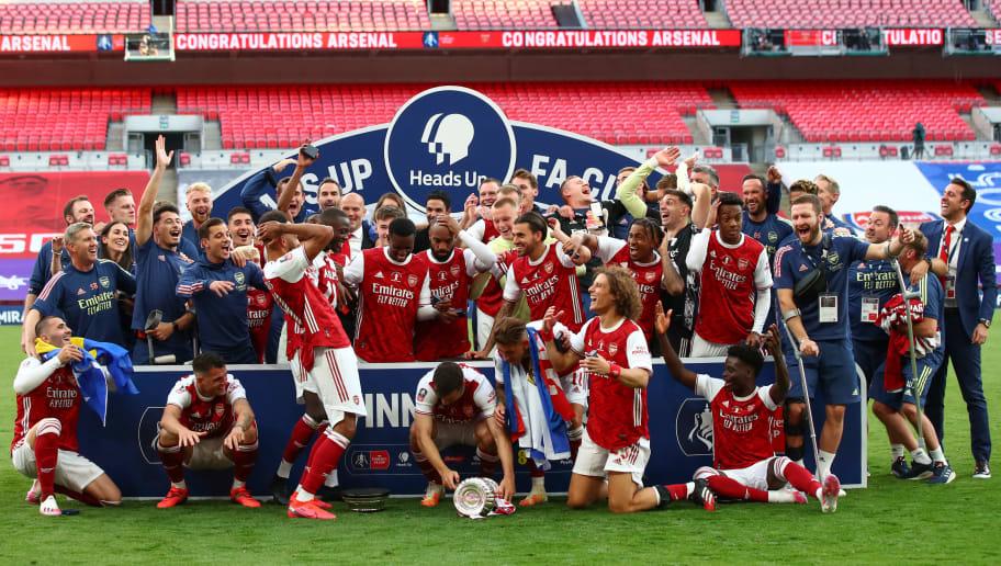 fa cup final - photo #1