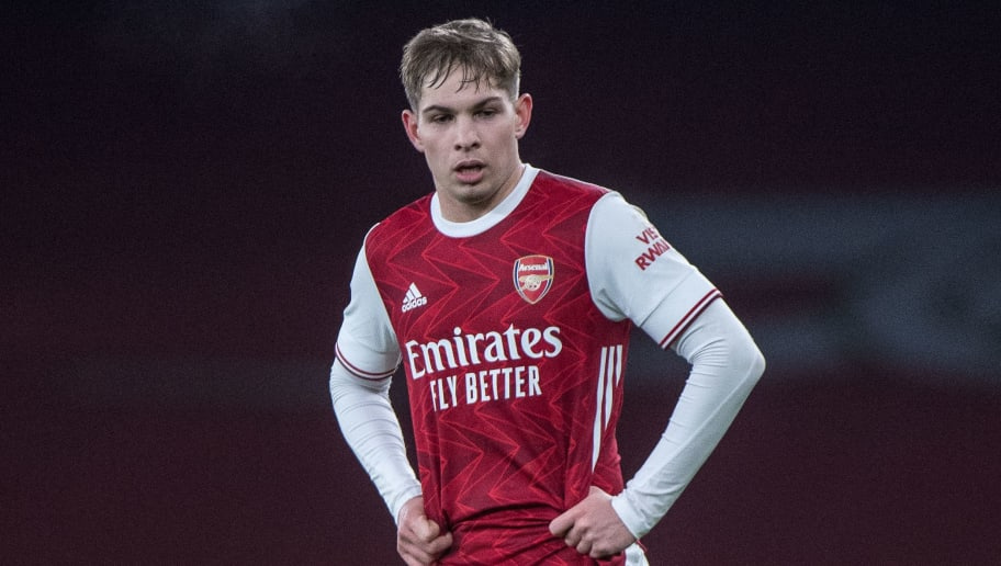 Arsenal want Emile Smith Rowe to sign a new contract