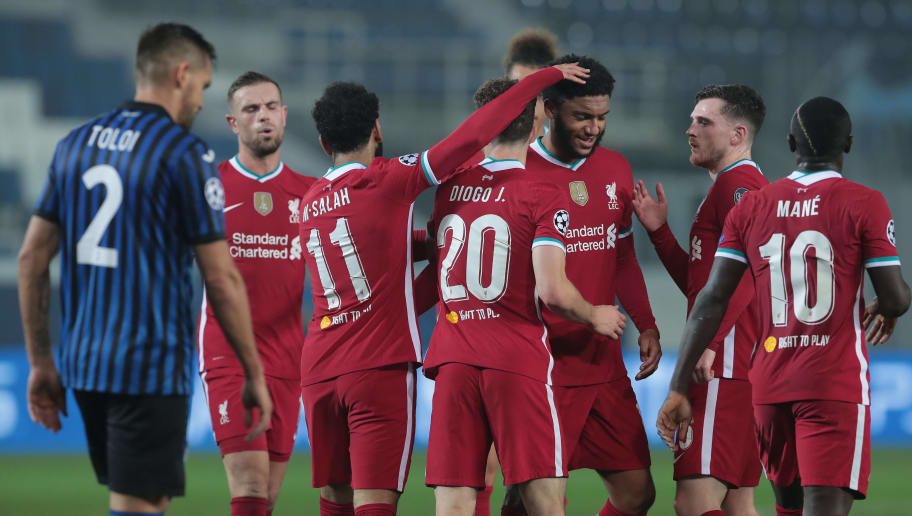 Atalanta 0 5 Liverpool Player Ratings As Electric Diogo Jota Scores First Reds Hat Trick Ghana Latest Football News Live Scores Results Ghanasoccernet