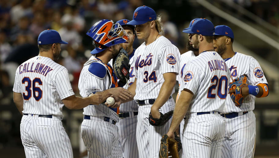 Mickey Callaway's Latest Comment on Noah Syndergaard Proves He Has Zero Grasp on Important Stats