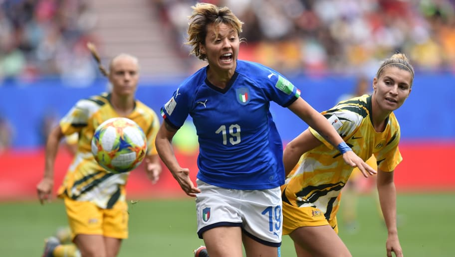 Image result for Italy vs Jamaica in women fifa world cup