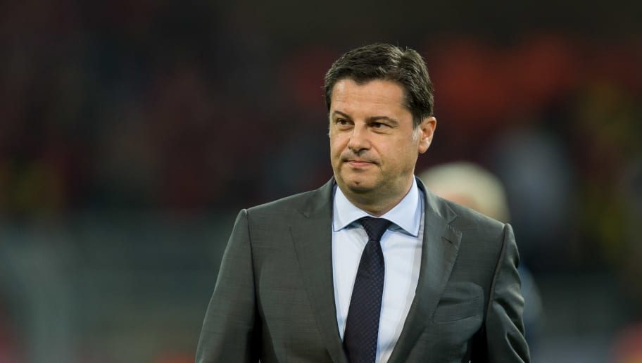 Steckt mitten in den Planungen für die kommende Saison: DFL-Boss Christian Seifert
