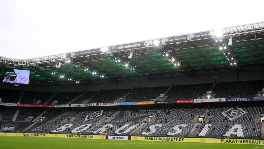 Borussia Moenchengladbach v 1. FC Union Berlin - Bundesliga