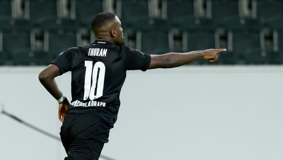 Thurams zwei Tore reichten der Borussia nicht zu einem Sieg