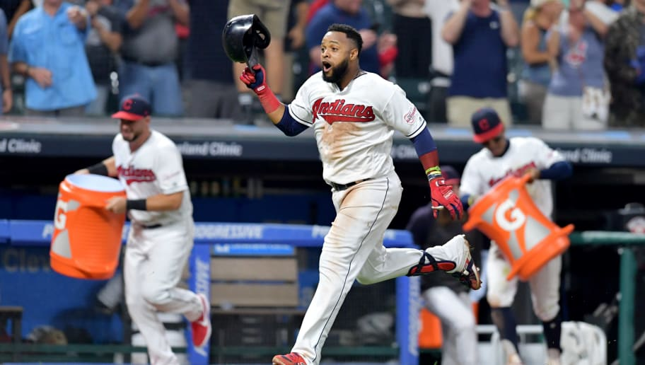 Indians' Climb to AL Central Lead Has Been Nothing Short of