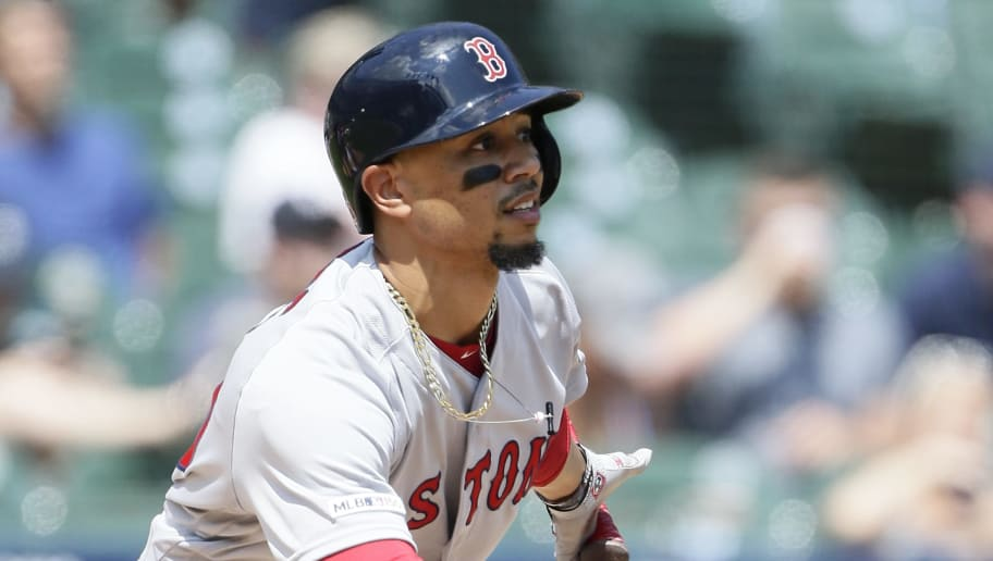 Mookie Betts Made a Mistake Not Taking a Huge Contract