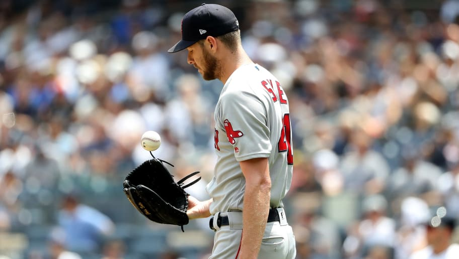 Chris Sale's Season-Ending Injury Sends Red Sox Rotation Into Further Chaos Down the Stretch