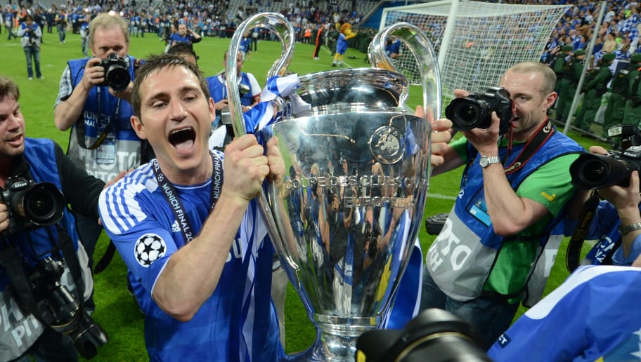 Frank Lampard: Remembering Super Frankie Lampard's First Year as a Professional