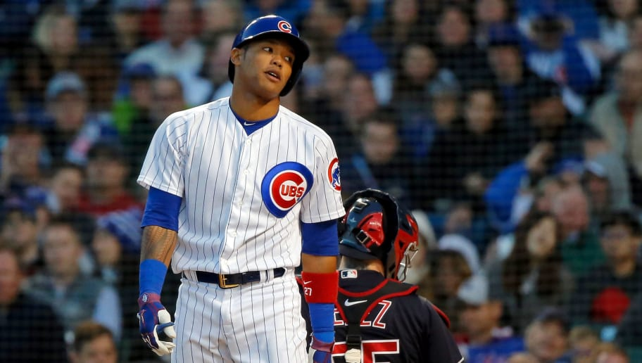 Addison Russell Strangely Scratched From Cubs Triple-A Lineup