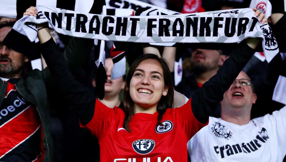 Eintracht Frankfurt v Chelsea - UEFA Europa League Semi Final : First Leg