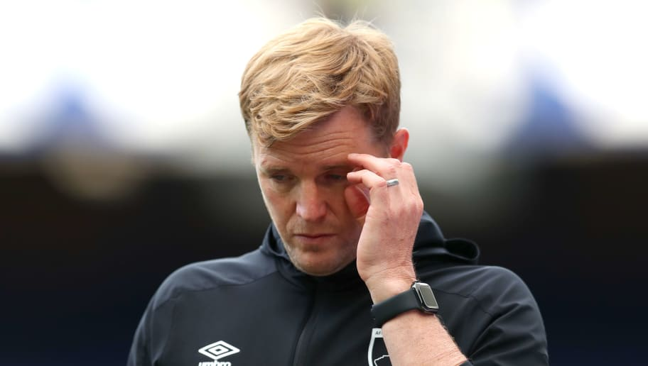 Eddie Howe Leaves Role as Bournemouth Manager by 'Mutual Consent'