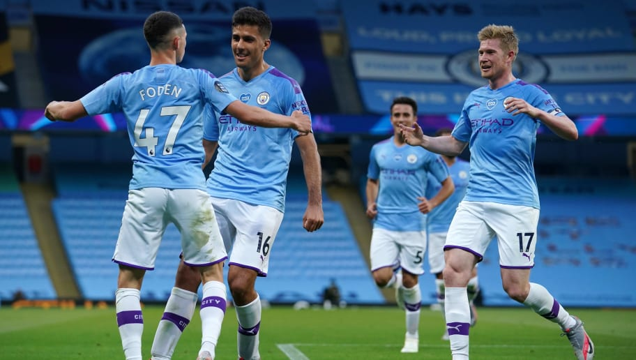 Man City 4-0 Liverpool: Report, Ratings & Reaction as Citizens ...