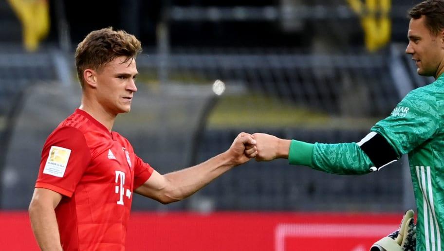 Joshua Kimmich hat sich beim FC Bayern zu einem absoluten Führungsspieler entwickelt. Der 25-Jährige ist für das Kapitänsamt prädestiniert.