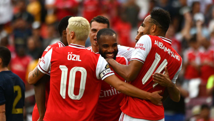 Arsenal vs Lyon Emirates Cup Live Stream Reddit | 12up