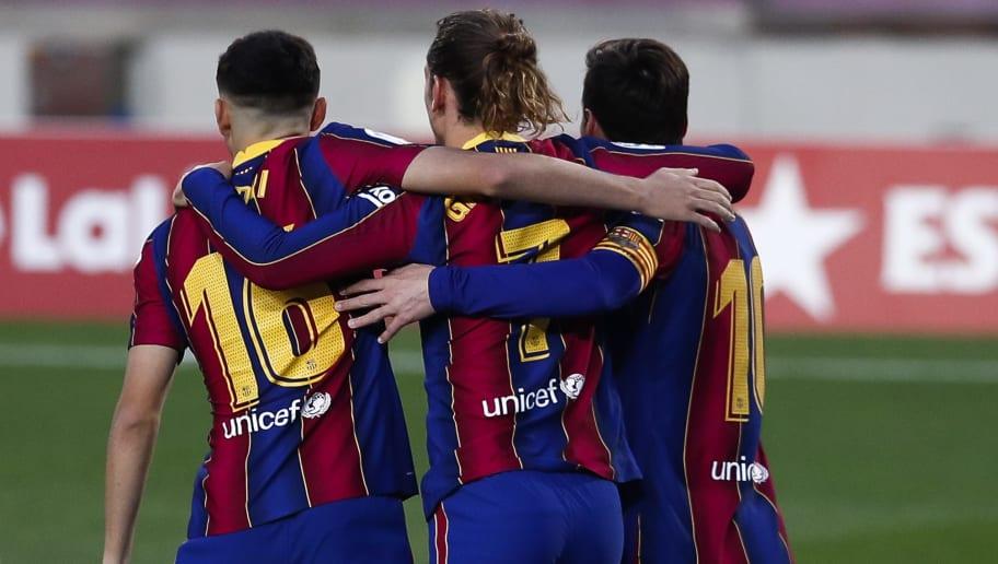 Ohne Probleme: Der FC Barcelona überrollt Betis Sevilla