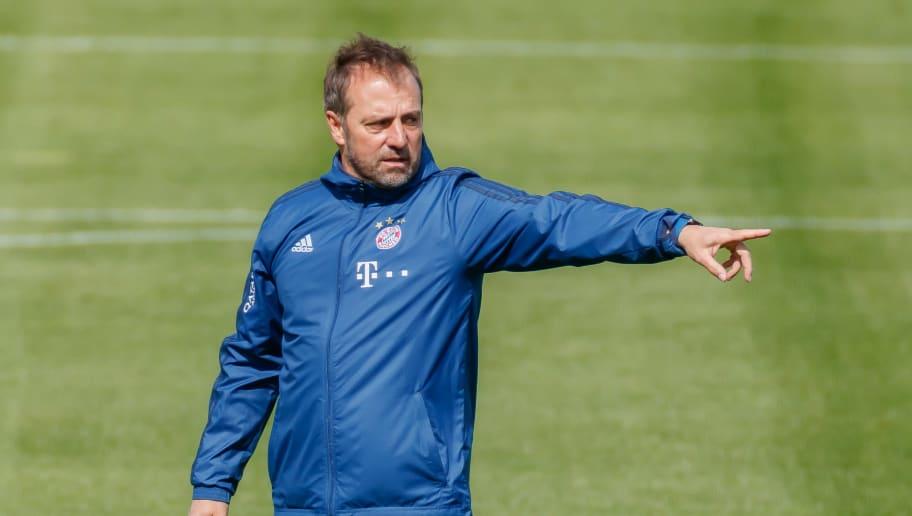 Erwartet ein schweres Pokalspiel: Hans-Dieter Flick