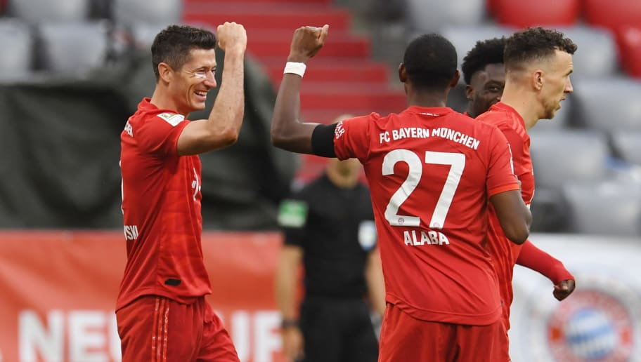 Bayern Munich 5-2 Frankfurt: Report, Ratings & Reaction as ...