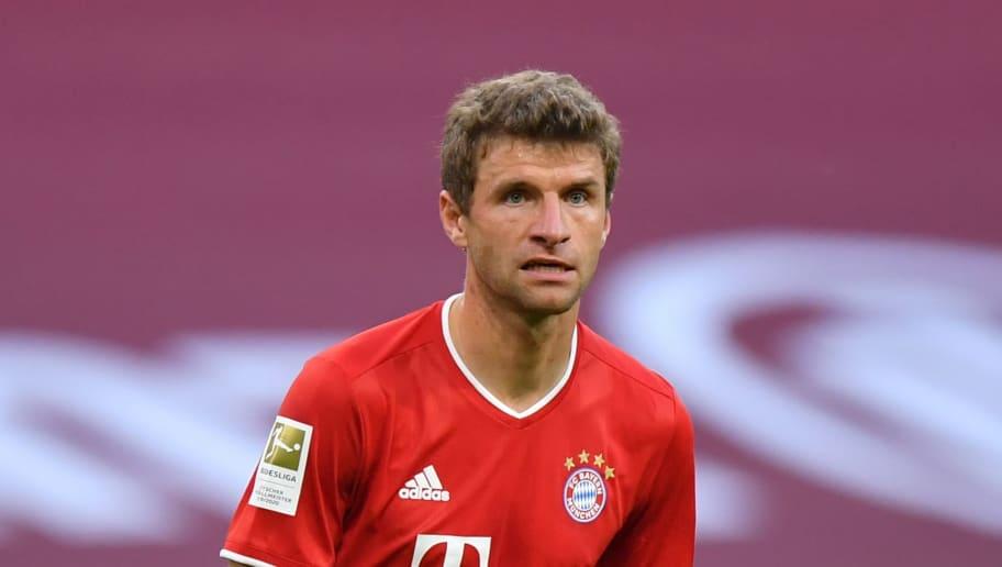 Erzielte im DFB-Pokal bislang 32 Treffer: Thomas Müller