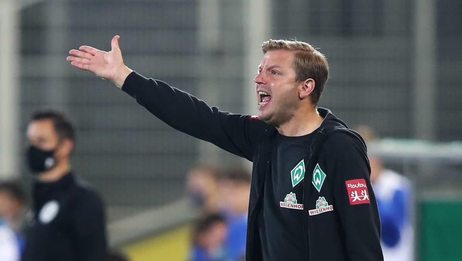 Steht bereits nach dem ersten Spieltag unter Druck: Florian Kohfeldt