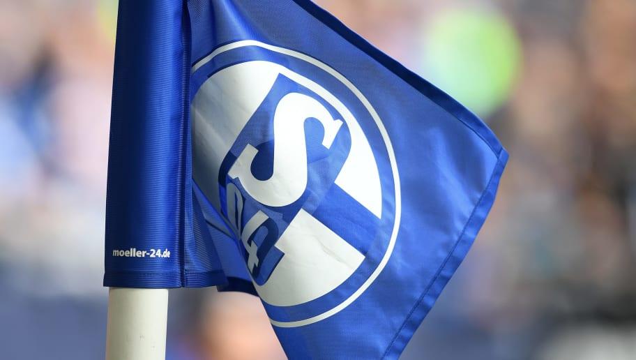 Eckfahne Schalke