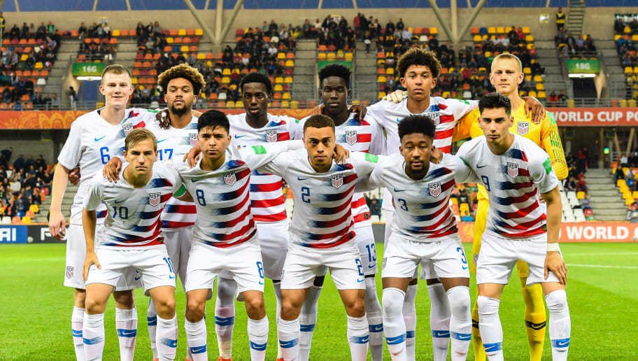 "FIFA U-20 World Cup Poland 2019""USA U20 v Nigeria U20"""