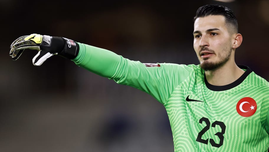 "FIFA World Cup 2021 Qualifier""Turkey v The Netherlands"""