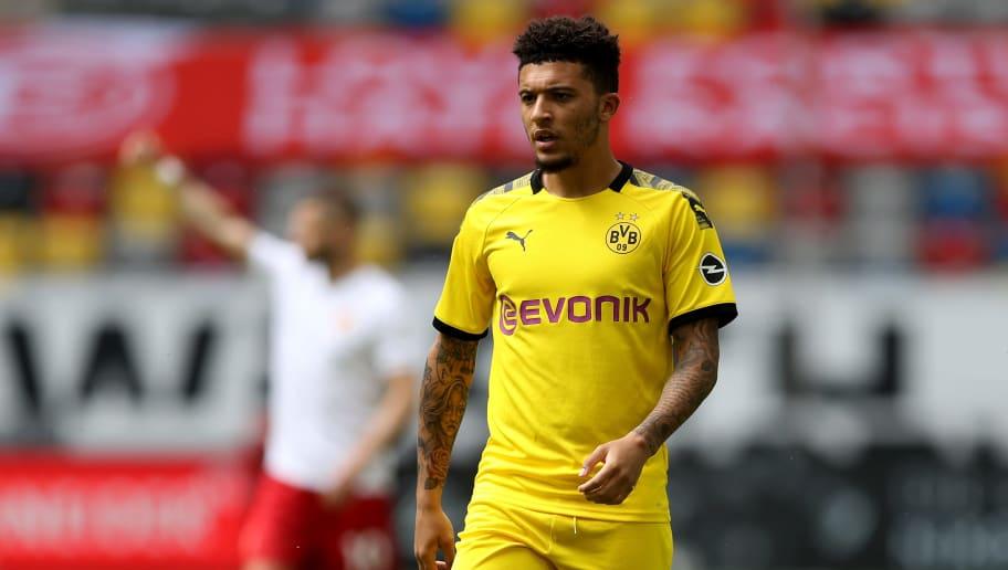 Verabschiedet sich Sancho diesen Sommer aus Dortmund? Der BVB will vorbereitet sein und hat einige Nachfolger im Blick