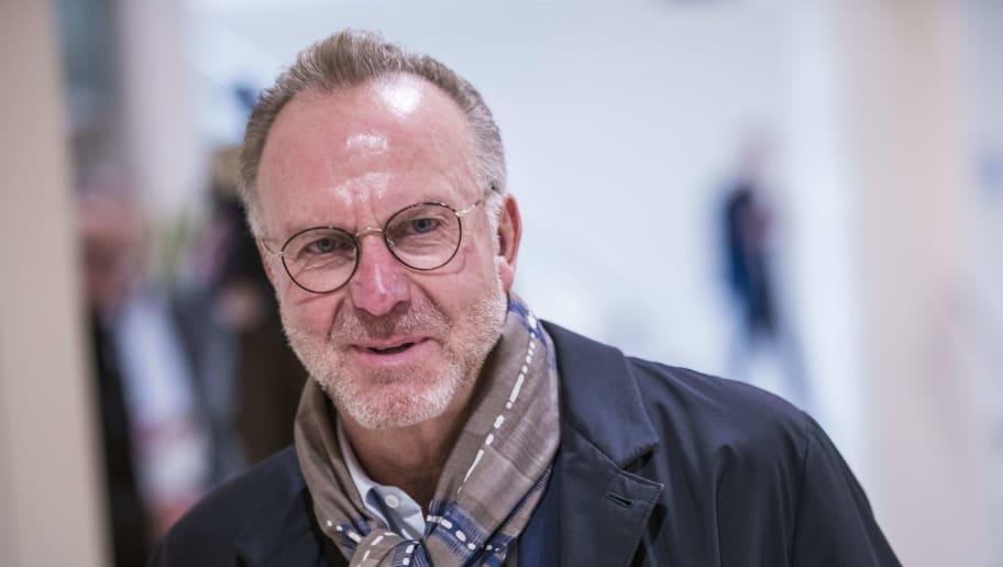 Karl-Heinz Rummenigge fordert mehr Zusammenhalt